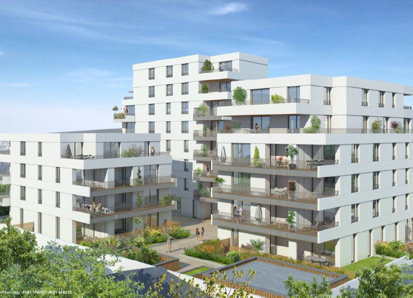 Appartement à vendre 62m2 à Saint-Nazaire