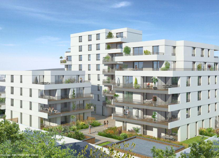 Appartement à vendre 61.35m2 à Saint-Nazaire