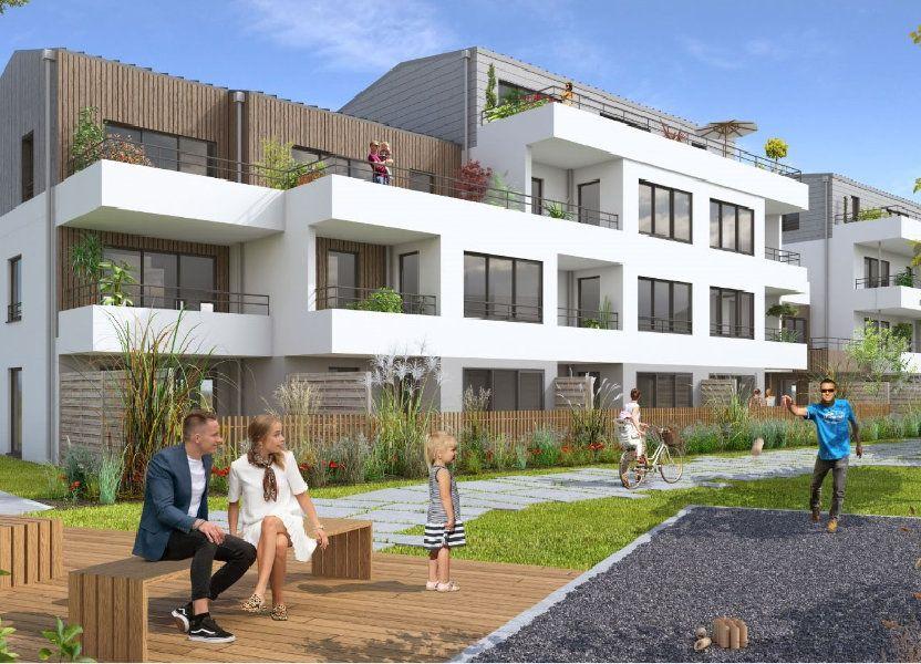 Appartement à vendre 80.45m2 à Guérande