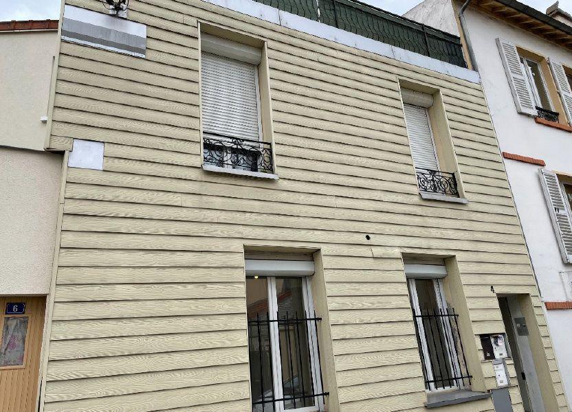 Appartement à louer 21.36m2 à Le Perreux-sur-Marne