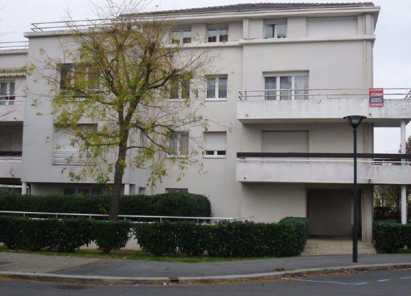 Appartement à louer 46.7m2 à Chelles