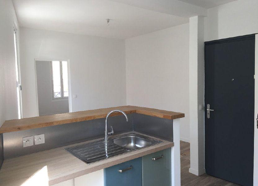 Appartement à louer 34.7m2 à Villemomble