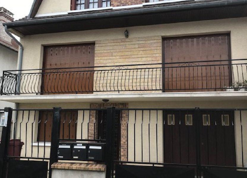 Appartement à louer 71.76m2 à Sevran