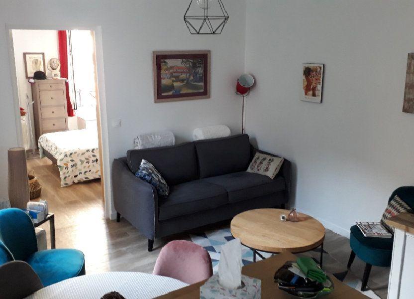 Appartement à louer 32.58m2 à Villemomble