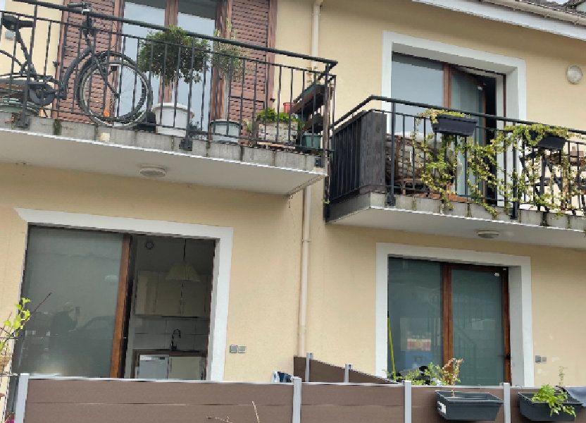 Appartement à louer 43.29m2 à Vaires-sur-Marne