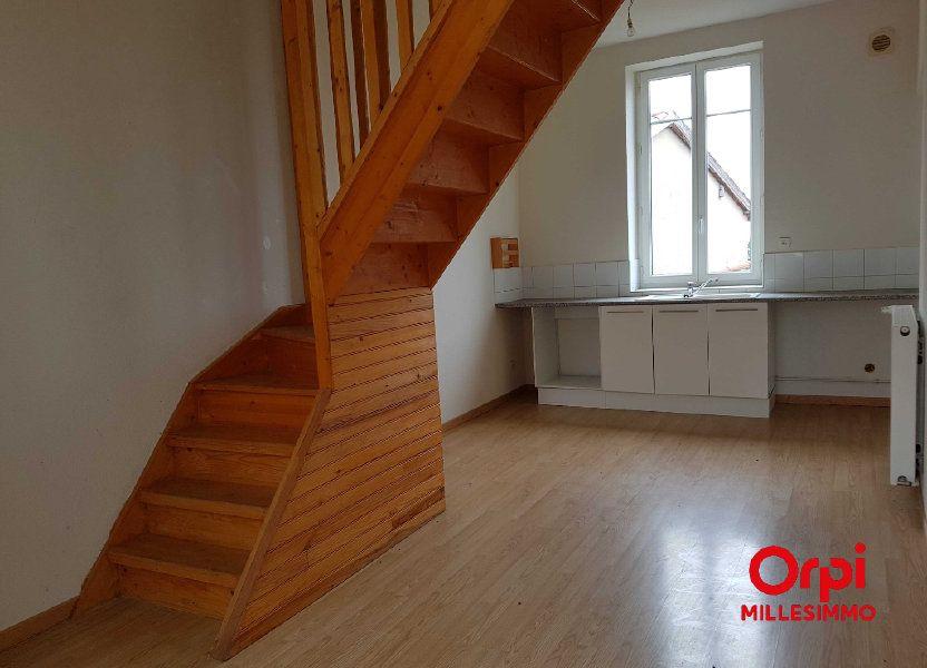 Appartement à louer 52.5m2 à Chazelles-sur-Lyon