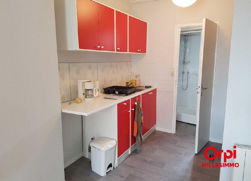 Appartement à louer 54.58m2 à Saint-Martin-en-Haut