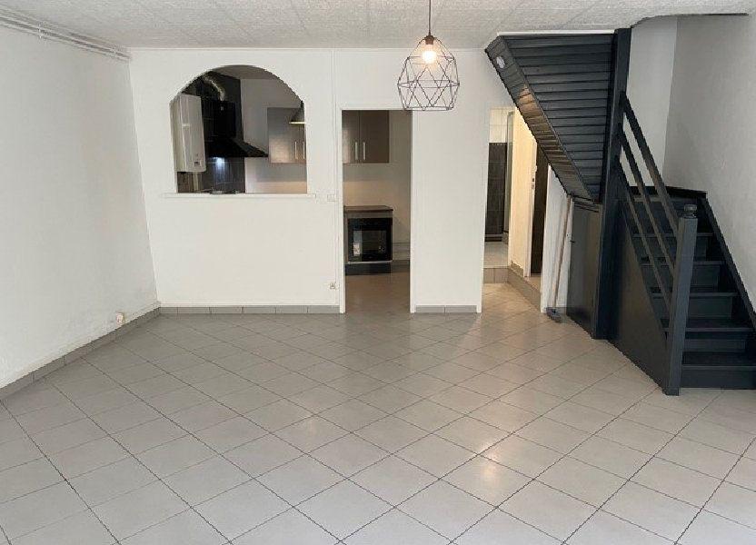 Appartement à louer 95m2 à Rive-de-Gier