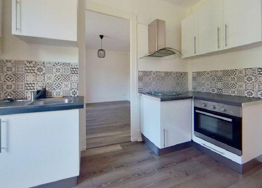 Appartement à louer 45m2 à Rive-de-Gier
