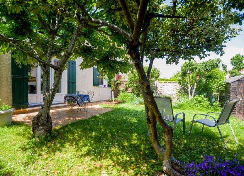 Maison à vendre 102m2 à Saint-Ouen-l'Aumône