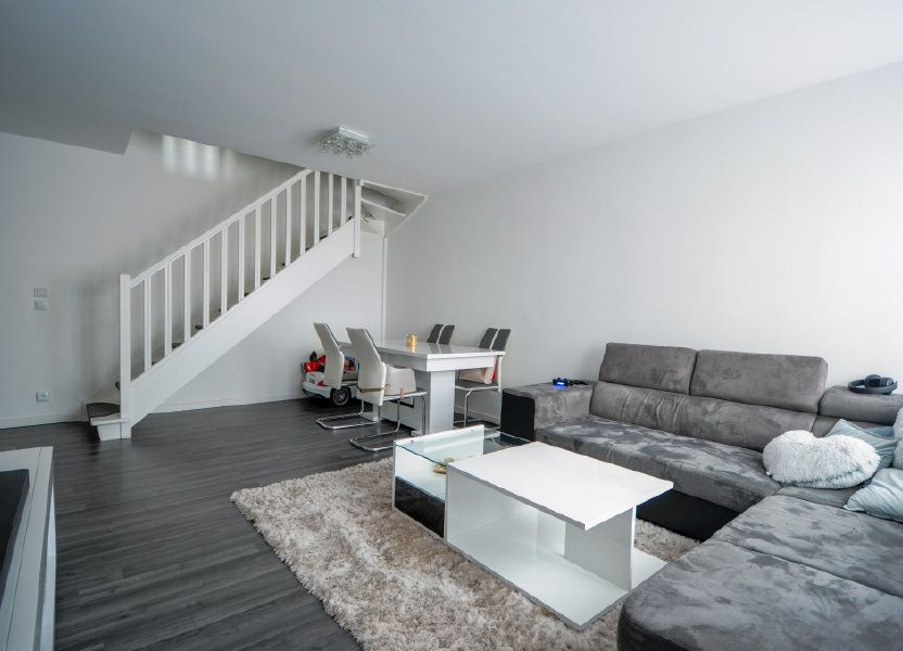 Appartement à vendre 67.41m2 à Saint-Ouen-l'Aumône