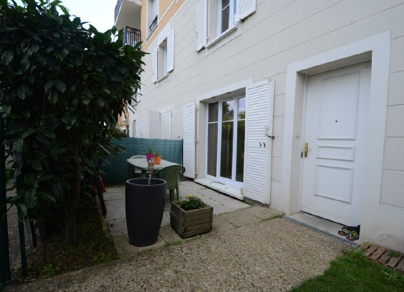 Appartement à vendre 65.8m2 à Saint-Ouen-l'Aumône