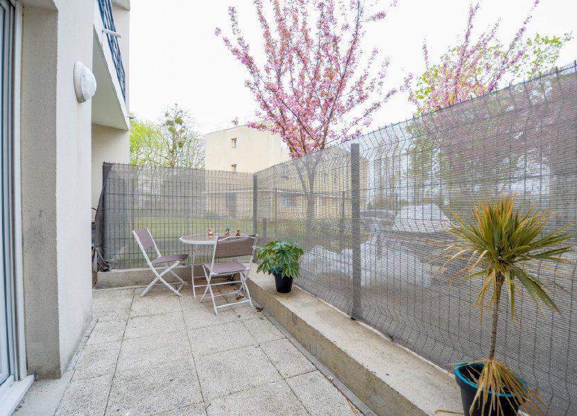 Appartement à vendre 34.15m2 à Saint-Ouen-l'Aumône
