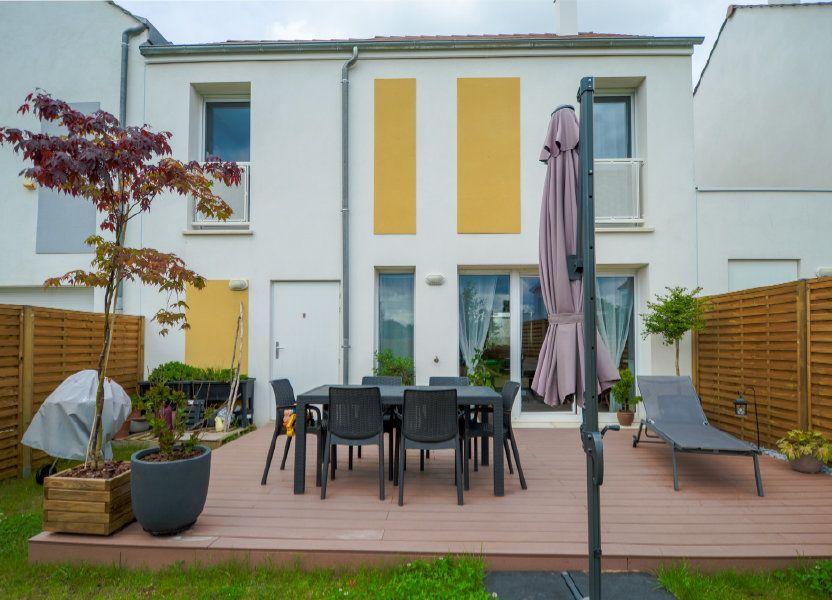Maison à vendre 73.85m2 à Saint-Ouen-l'Aumône
