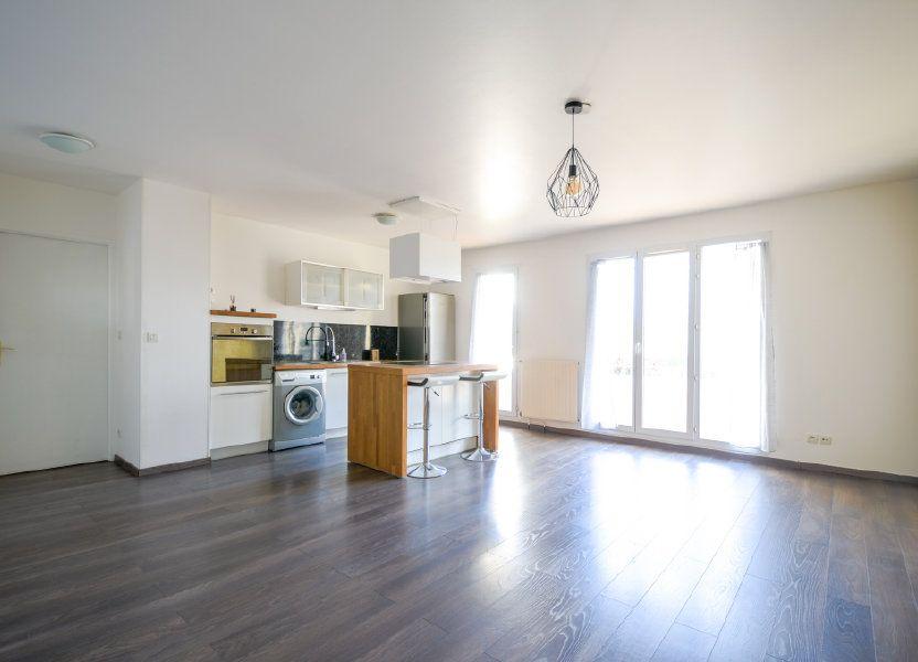 Appartement à louer 59.2m2 à Saint-Ouen-l'Aumône