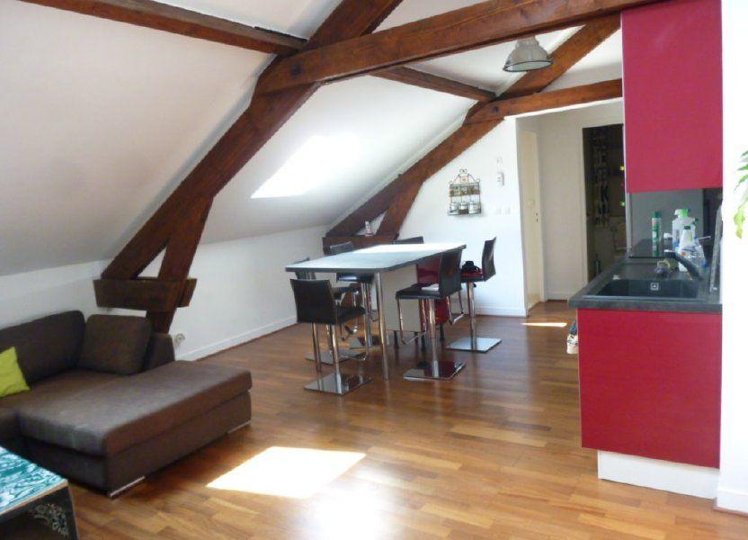 Appartement à louer 62m2 à Brie-Comte-Robert