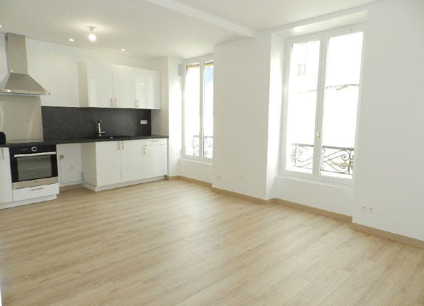 Appartement à louer 45.81m2 à Brie-Comte-Robert