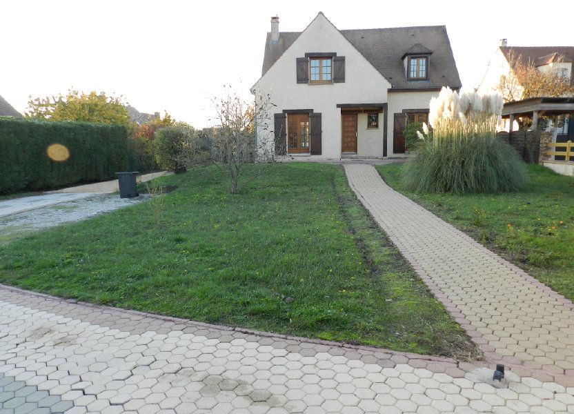 Maison à louer 128.04m2 à Grisy-Suisnes