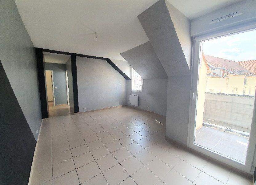 Appartement à vendre 46.45m2 à Brie-Comte-Robert