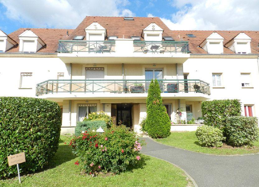 Appartement à louer 66.08m2 à Brie-Comte-Robert