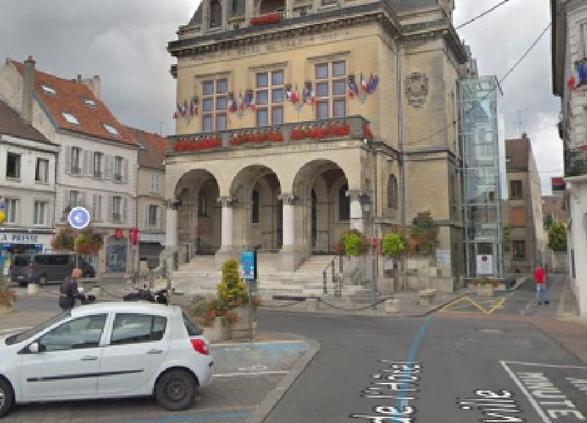 Appartement à louer 34m2 à Le Havre
