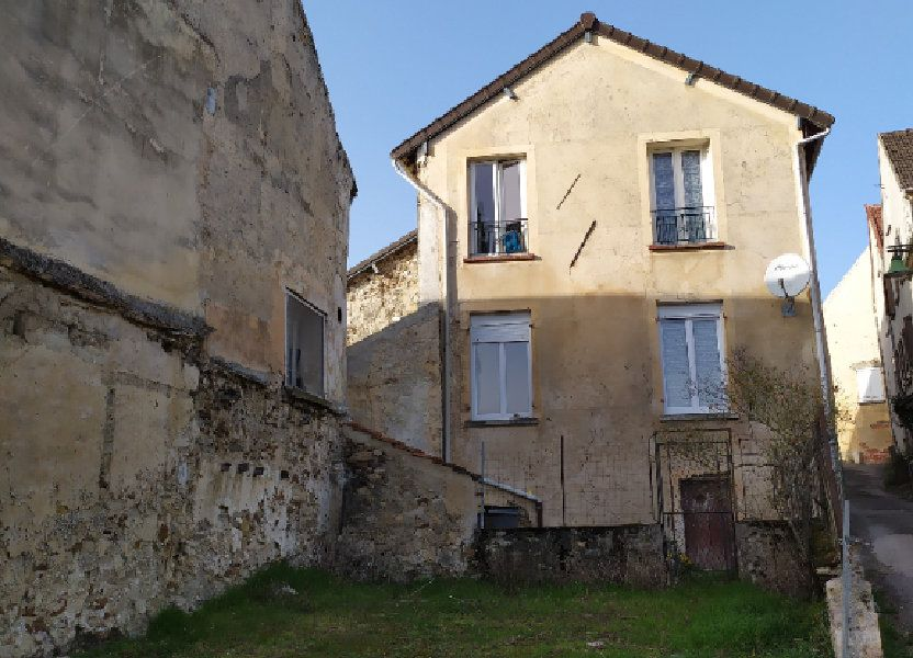 Maison à louer 112m2 à Crouttes-sur-Marne