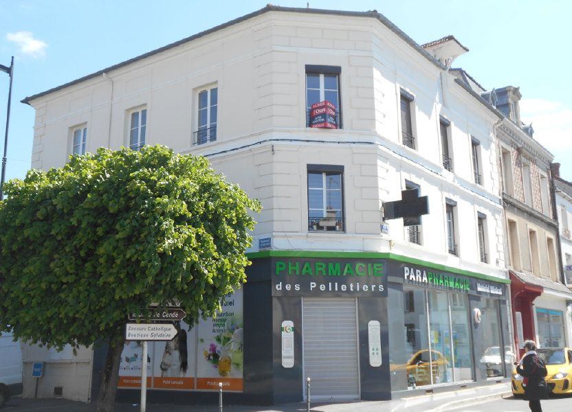 Appartement à louer 54.3m2 à La Ferté-sous-Jouarre