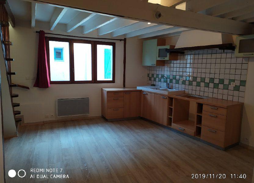 Maison à louer 36m2 à Nanteuil-sur-Marne