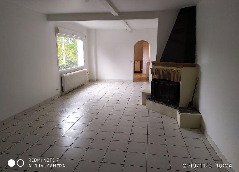 Maison à louer 95m2 à Méry-sur-Marne