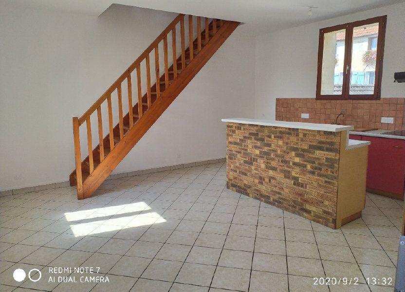 Appartement à louer 45.57m2 à Crouttes-sur-Marne