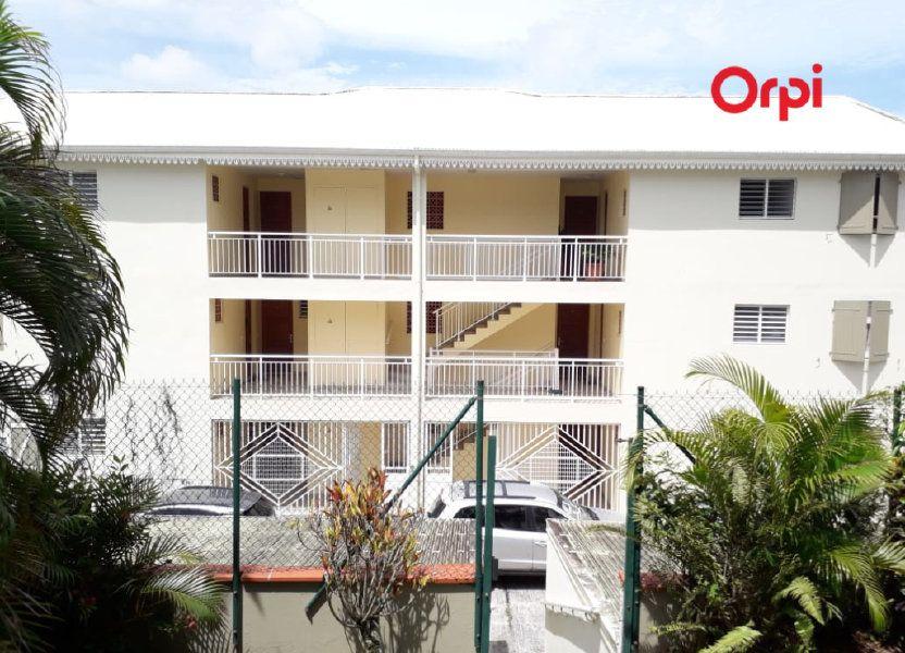 Appartement à vendre 46m2 à Le Lamentin