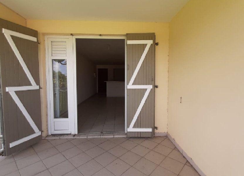 Appartement à vendre 47.44m2 à Le Lamentin