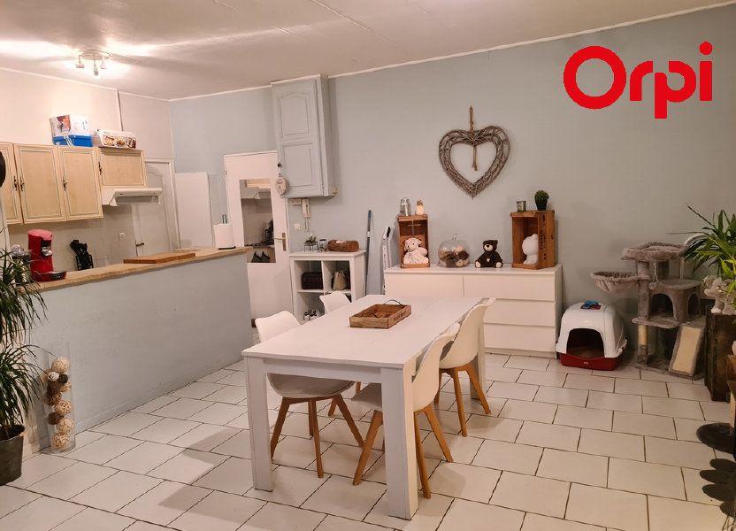 Appartement à vendre 49.9m2 à La Chapelle-Saint-Luc