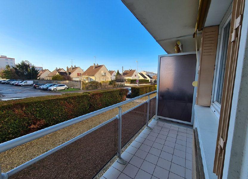 Appartement à vendre 53.57m2 à Troyes