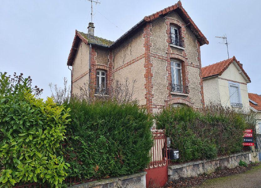Maison à vendre 88m2 à La Chapelle-Saint-Luc