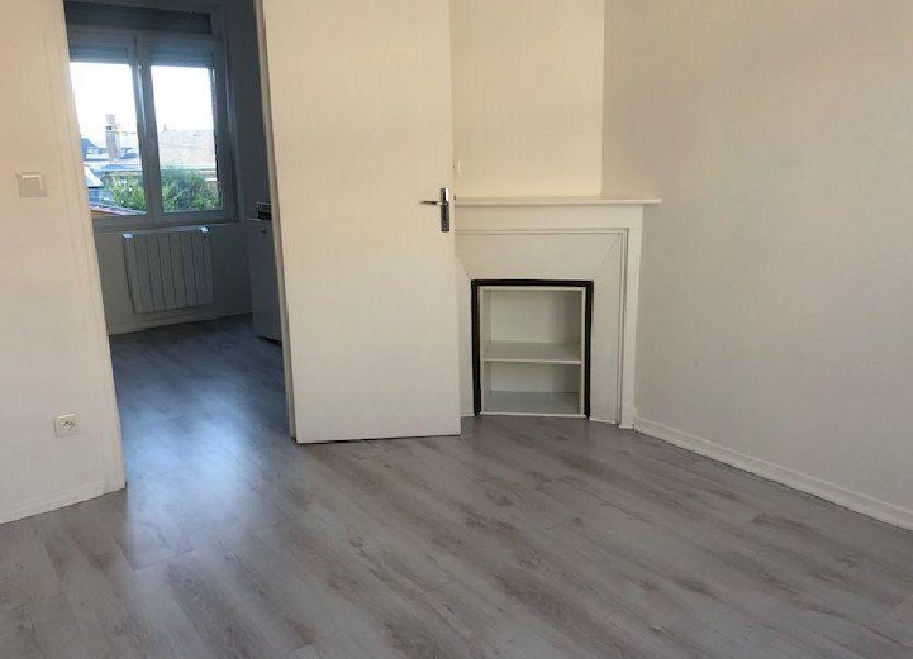 Appartement à louer 13.97m2 à Amiens