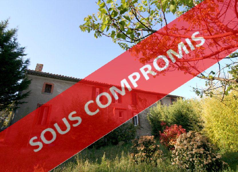 Maison à vendre 160m2 à Marseillette