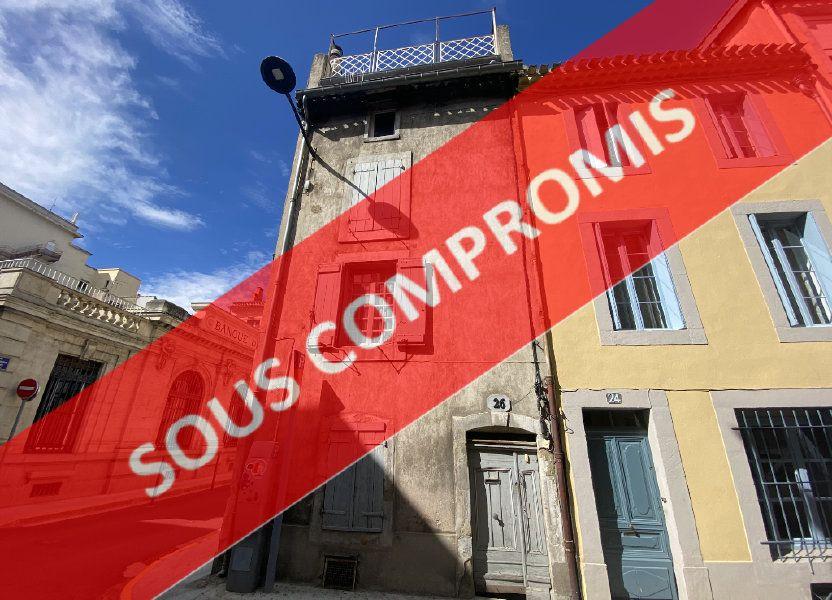 Maison à vendre 50m2 à Carcassonne