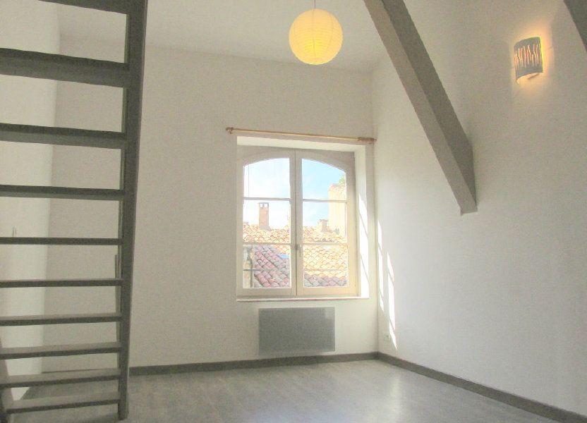 Appartement à louer 28m2 à Carcassonne