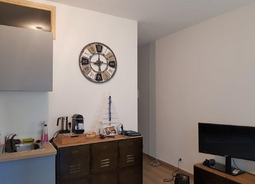 Appartement à louer 33m2 à Bastia