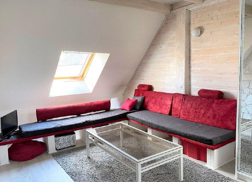 Appartement à louer 20.92m2 à Montlhéry