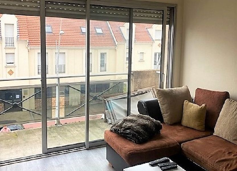 Appartement à louer 30.13m2 à Sainte-Geneviève-des-Bois