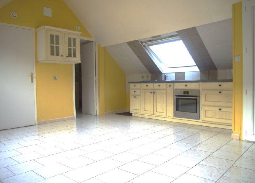 Appartement à louer 35m2 à Montivilliers