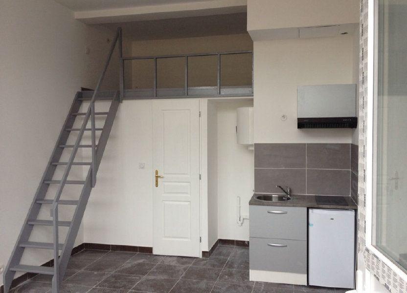 Appartement à louer 17.76m2 à Le Havre