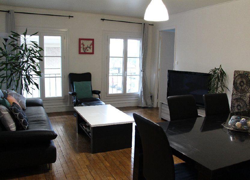 Appartement à louer 85m2 à Le Havre