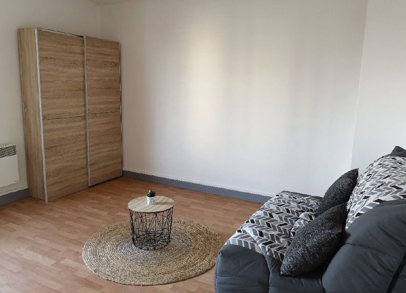 Appartement à louer 24.44m2 à Le Havre