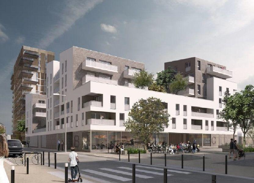 Appartement à vendre 47.83m2 à Le Havre