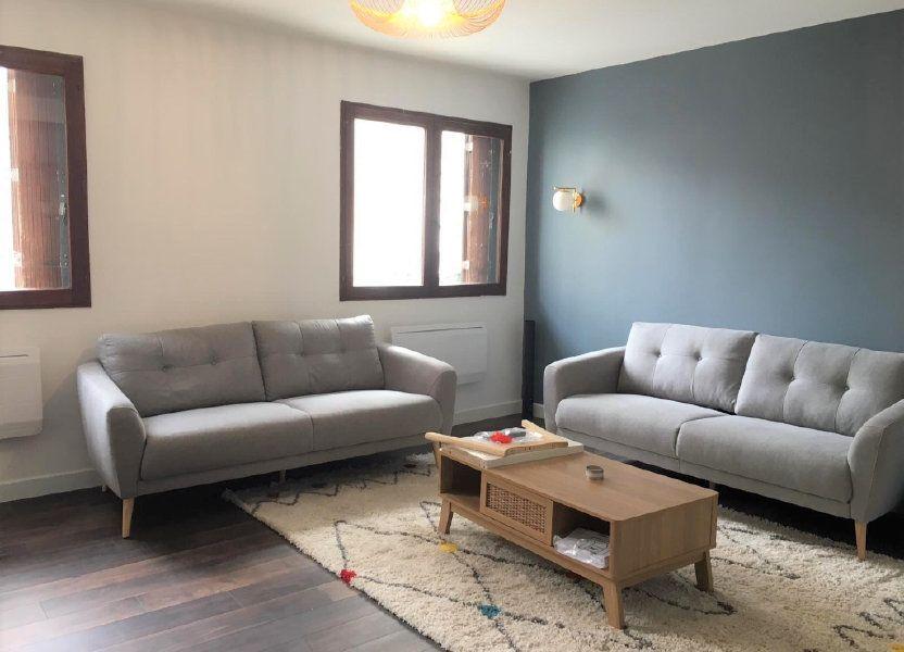 Appartement à louer 78.42m2 à Le Havre