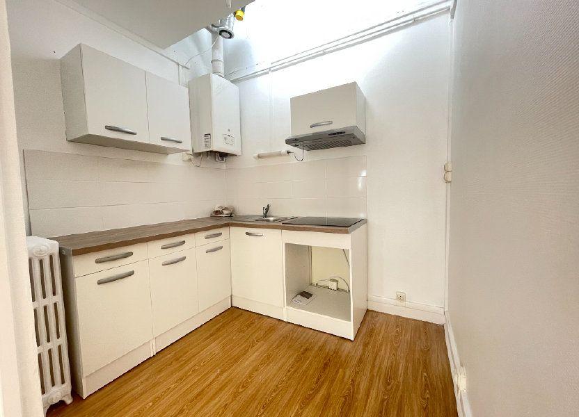 Appartement à louer 51.21m2 à Le Havre