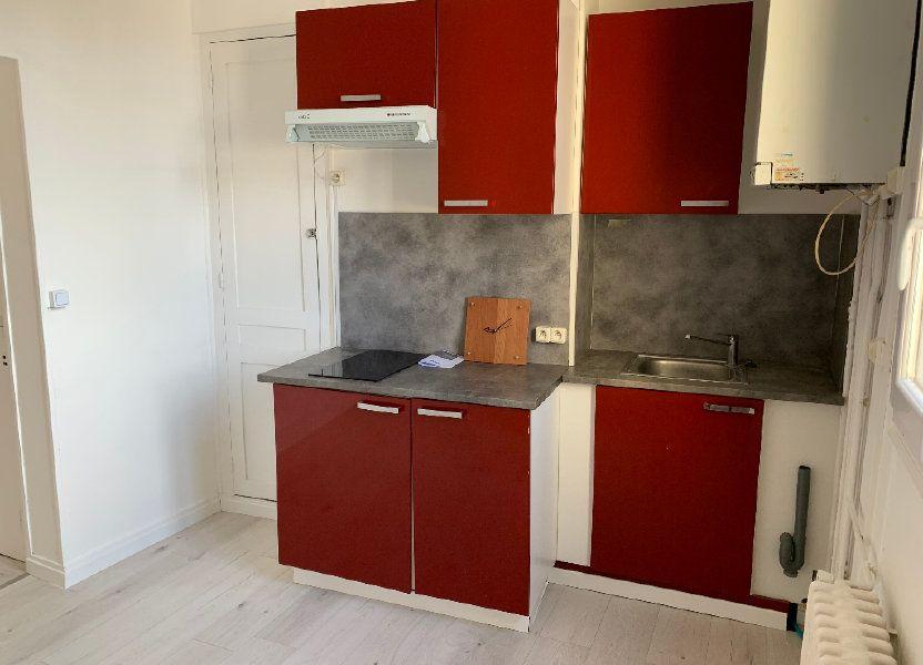 Appartement à louer 29m2 à Le Havre